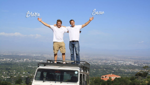 Blake and Sean
