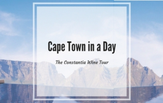 cape town in a day