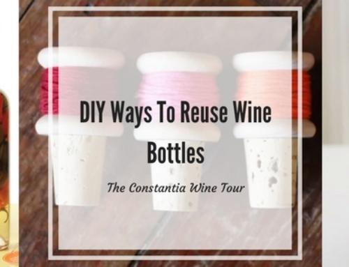 Clever Ways To Reuse Wine Bottles