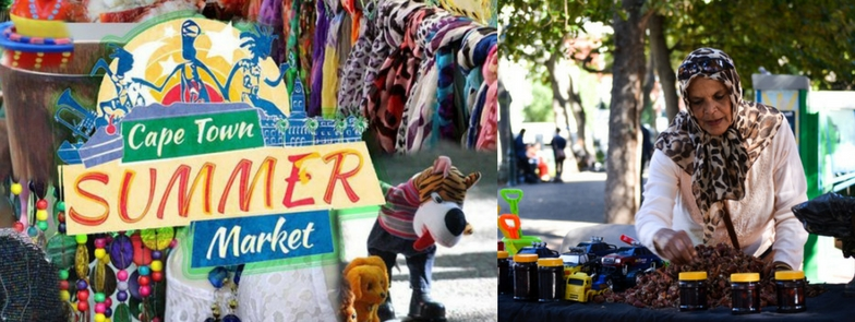 cape town summer maket