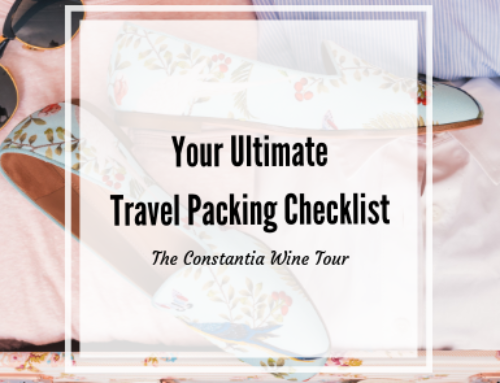 TCWT | The Ultimate Travel Packing Checklist