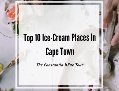 TOP 10 ICE-CREAM PLACES IN CAPE TOWN