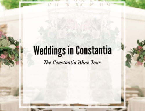 Weddings in Constantia