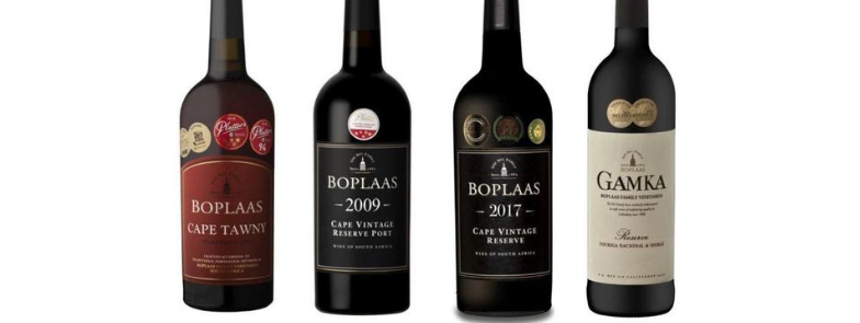 Boplaas Cape Vintage Reserve Port