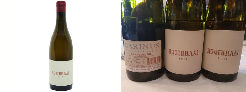 Carinus Family Vineyards Roodraai Chenin Blanc