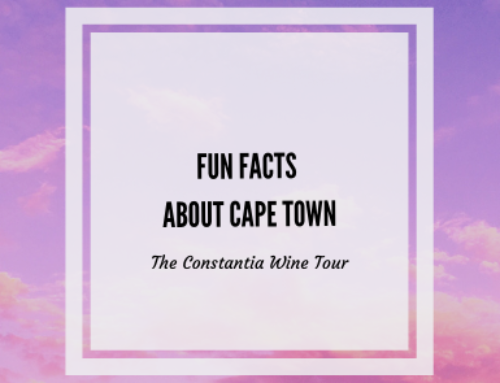 FUN FACTS YOU DIDN'T KNOW ABOUT CAPE TOWN