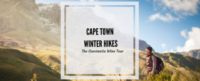 winter hikes cape town